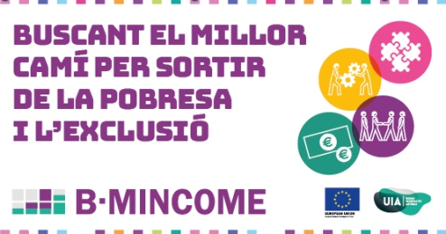 B-Mincome: apoyo municipal de inclusión y políticas activas