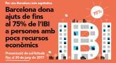 Ajuts per a l'IBI