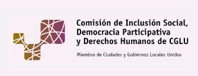 Comissió d'Inclusió Social i Democràcia Participativa i Drets Humans de CGLU