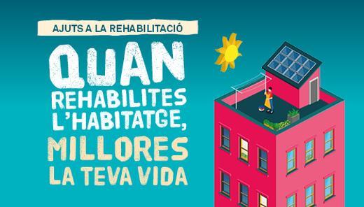Banner Ajuts a la rehabilitació 2017