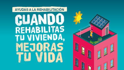 Banner Ayudas a la Rehabilitación 2017