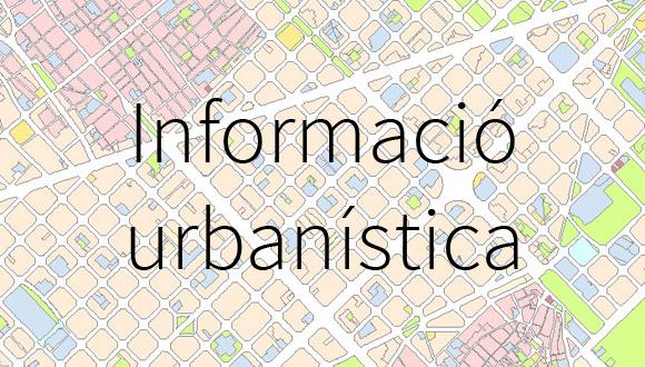 Informació Urbanística