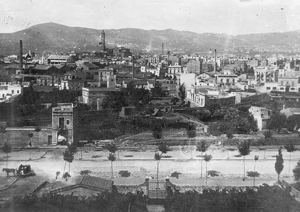 Magòria el 1900