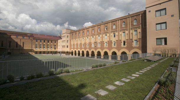 Imatge coberta verda Sant Joan Bosco