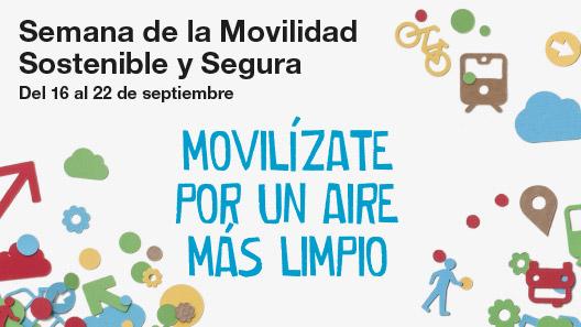 Semana de la Movilitat Sostenible y Segura 2017