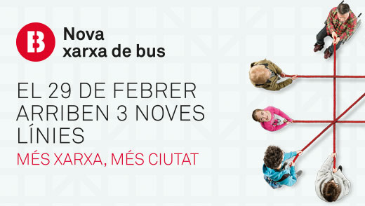 Nova Xarxa de Bus