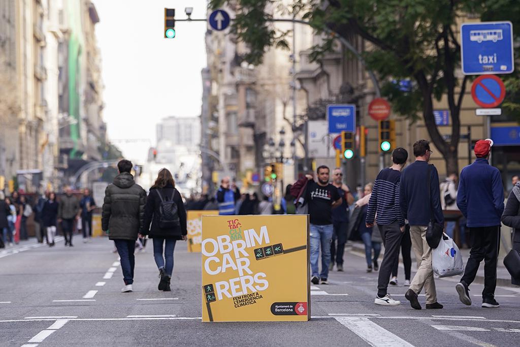 Obrim els carrers per gaudir de la ciutat