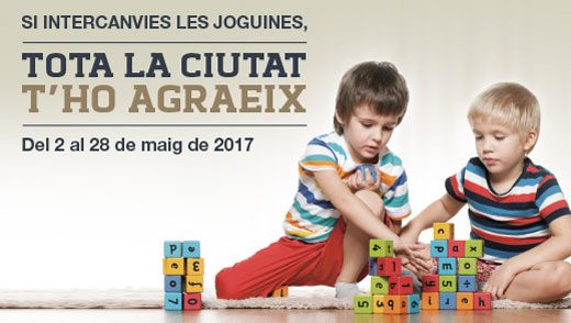 Renova les teves joguines 2017