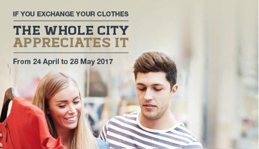Renew your wardrobe 2017