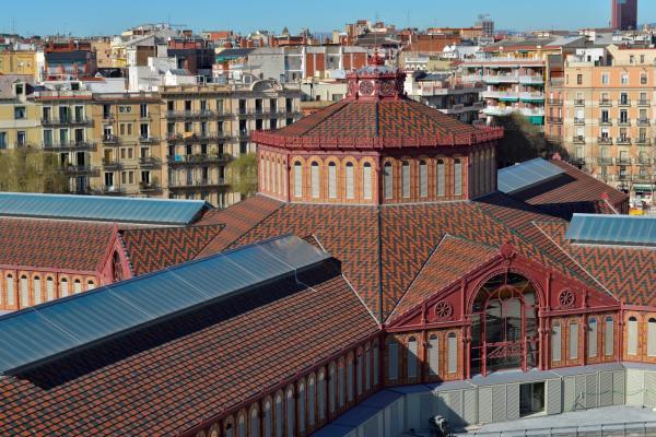 Edifici del mercat de Sant Antoni
