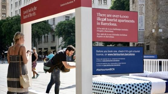 #fairtourismBCN campaign