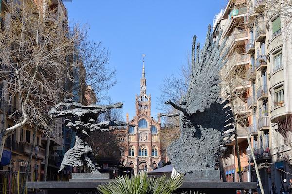 Avinguda Gaudí