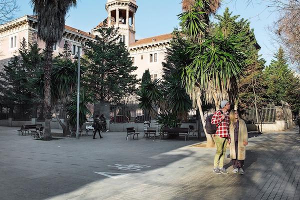 Calle Enrique Granado