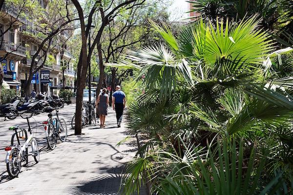 Plaza del Doctor Letamendi