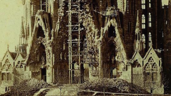 Construcción del Templo (1904)