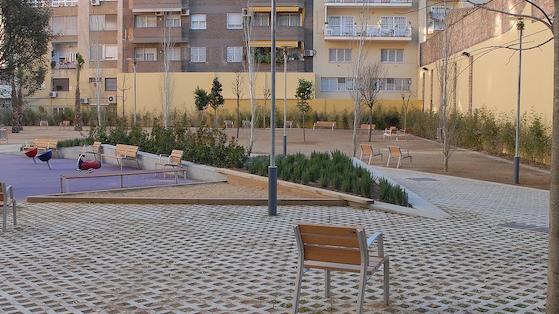 Jardines de Tete Montoliu