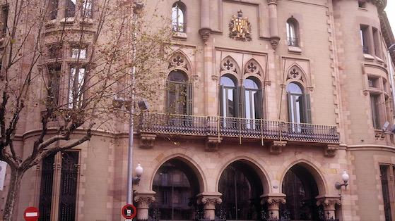 Sede del Distrito de L'Eixample