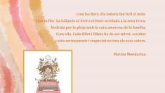 Poema Marina Marinada