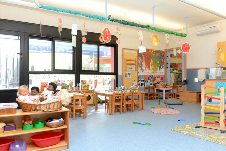 El bressol del poblenou escoles bressol for Escoles de disseny d interiors a barcelona