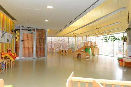 L 39 alian a escoles bressol for Escoles de disseny d interiors a barcelona