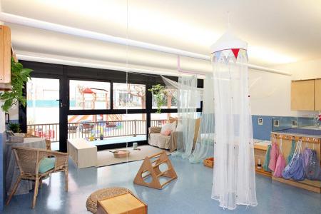 Llar d 39 infants escoles bressol for Escoles de disseny d interiors a barcelona