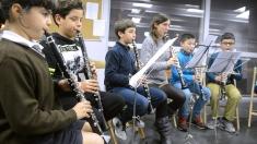 Concert d'instruments