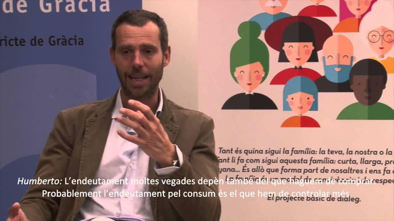 Diàleg sobre economia i família