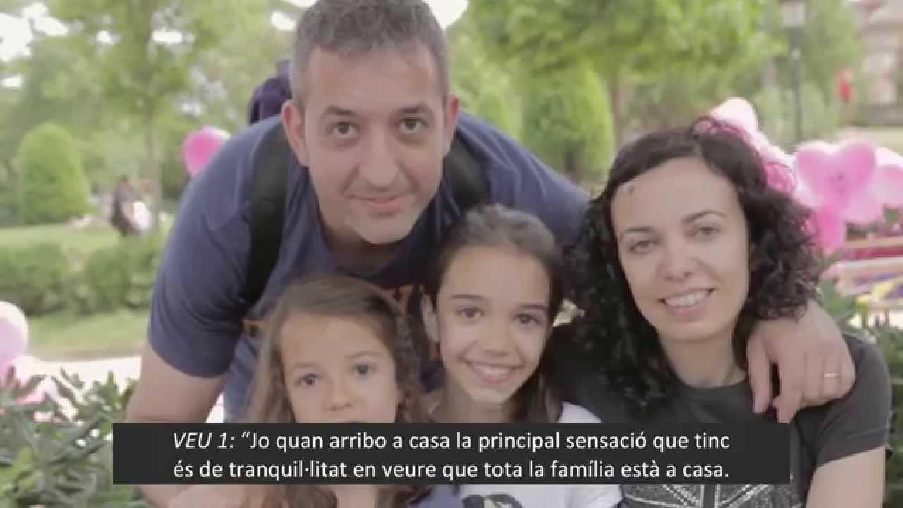 Barcelona és Família. Vídeo resum de l'Any Internacional de la Família 2014