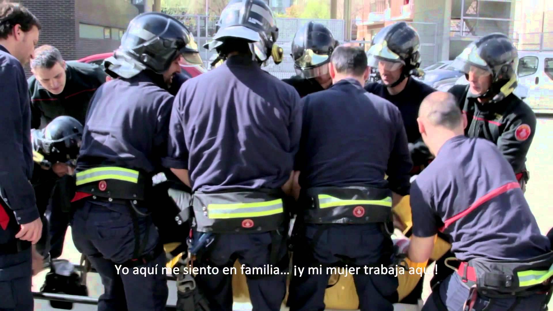 Barcelona es familia: El cuidado