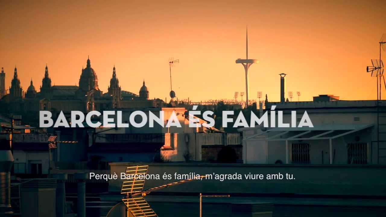 Barcelona és família -Any Internacional de la família 2014