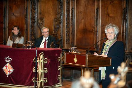 Roser Capdevila, ambaixadora de l'Any de la Família