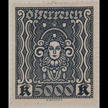 Wilhelm Dachauer, stamp designer