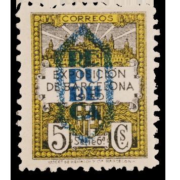 International Exhibition in Barcelona