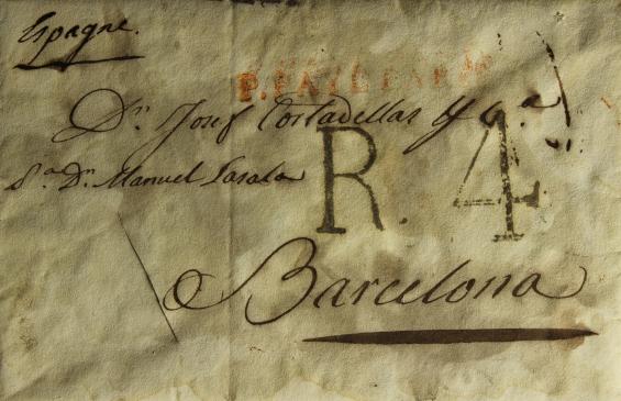 Sabies què? Als segles XVIII i XIX es desinfectaven les cartes en moments d'epidèmies