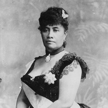 The last Queen of Hawaii