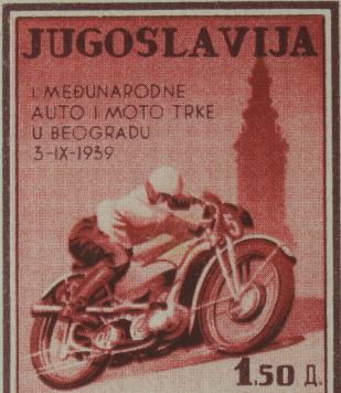 Belgrade Grand Prix. A precursor to war