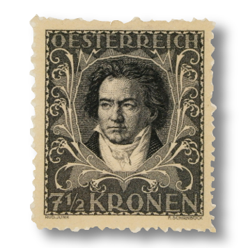 La música als segells