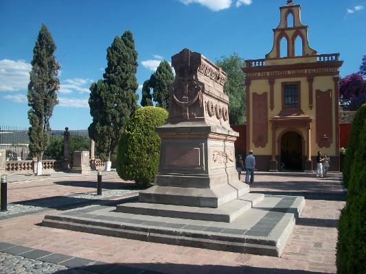 Panteón de los Queretanos Ilustres. Font: Wikipedia