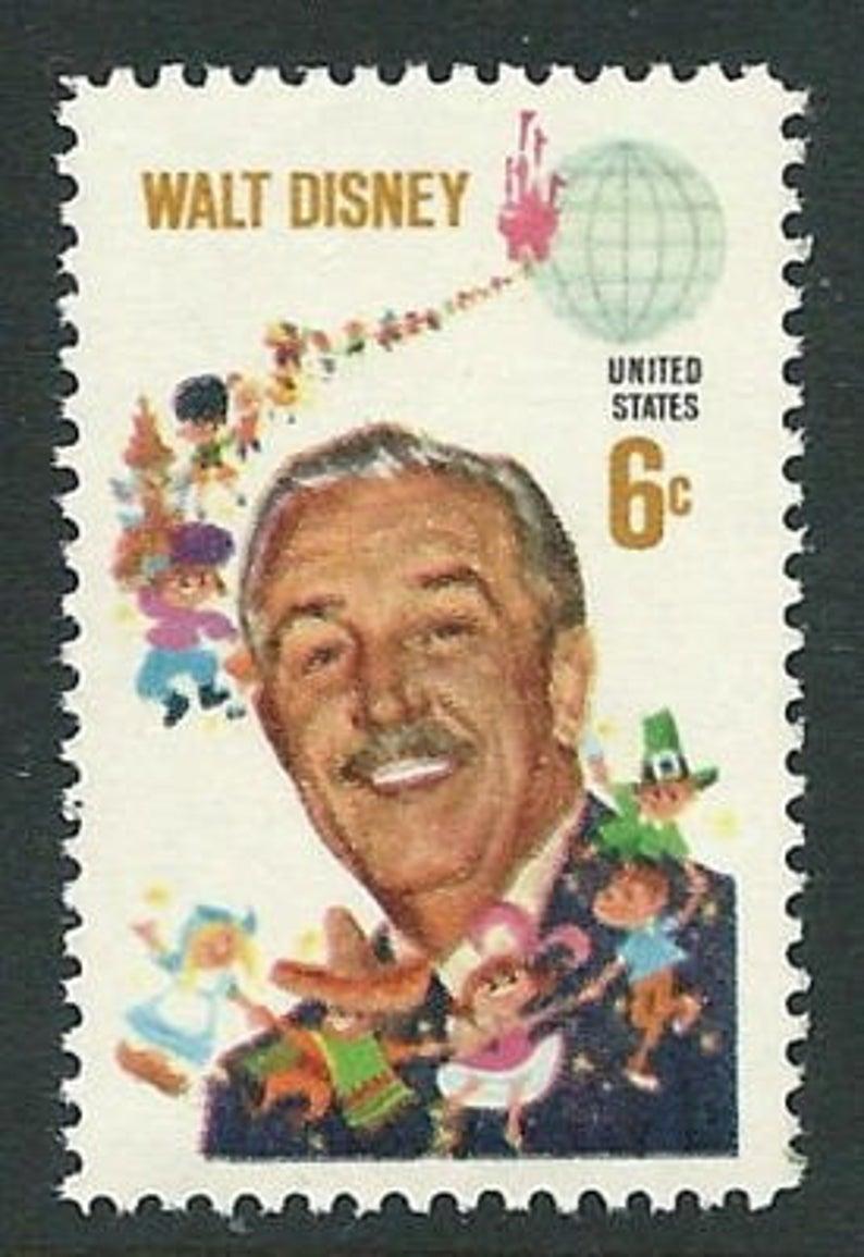 Sabies què? Walt Disney va ser carter