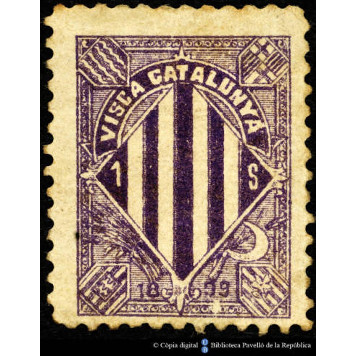 La col·lecció de segells del Pavelló de la República