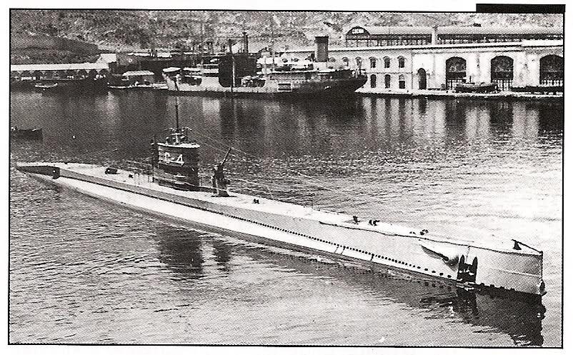 Submarí c-4