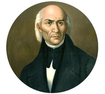 Retrat de Miguel Hidalgo