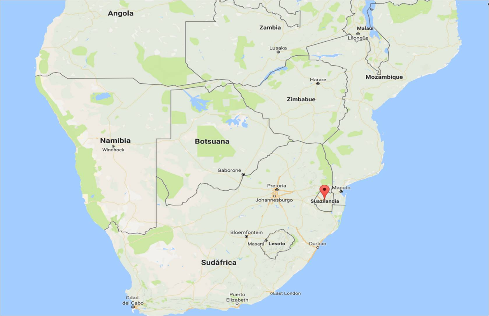 Mapa de situació: Font: Google Maps