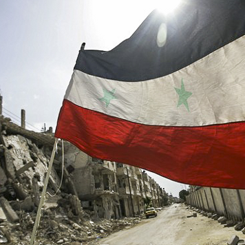 Syria, the history of the refugees