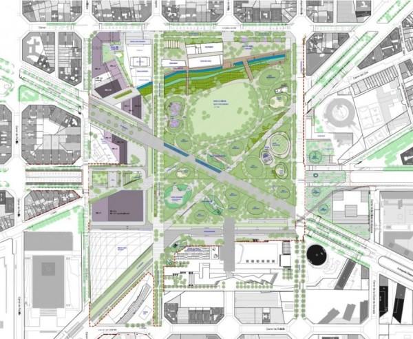 Modificació del Pla general metropolità