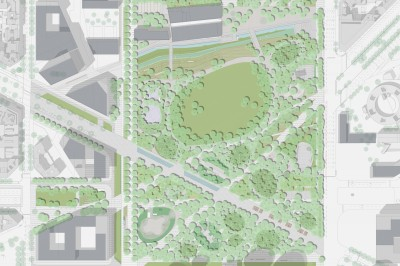 Planta Parc Glòries
