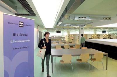 Biblioteca El Clot-Josep Benet