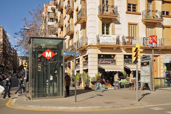 Carrers de l'Escorial i Pi i Margall