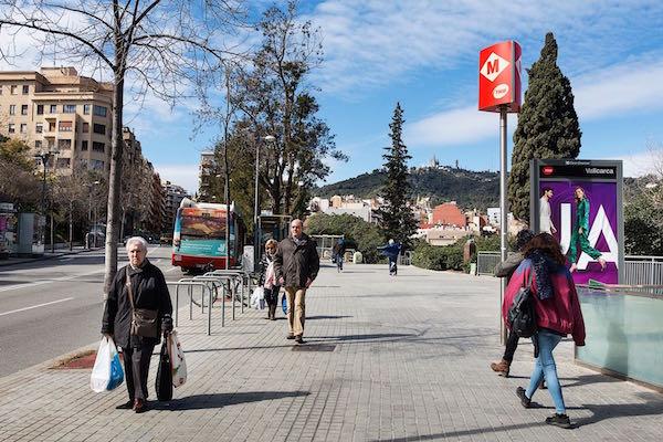 Metro Vallcarca