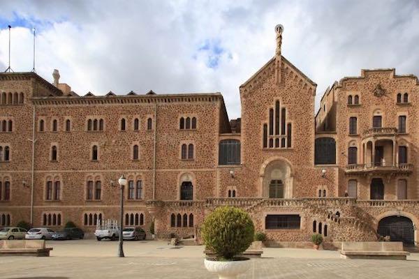 El santuari de Sant Josep de la Muntanya